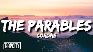 Cordae - The Parables (Lyrics)