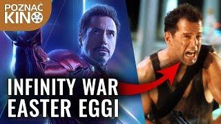 Najlepsze EASTER EGGI w AVENGERS: INFINITY WAR | Poznać kino