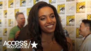 'ends Of Tomorrow': Maisie Richardson-Sellers On Amaya Discovering A New Side To Her Powers