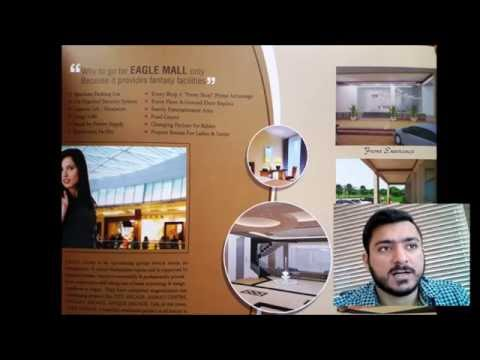 Investment Options in Eagle Mall Shops & Apartments Bahria Town Lahore by PMS