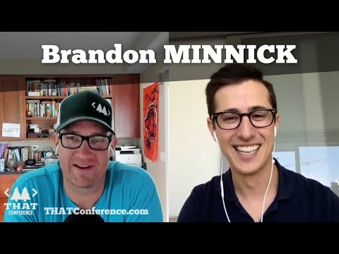 Old is new but new is now old yet still new. #AskTHAT Live with Brandon Minnick