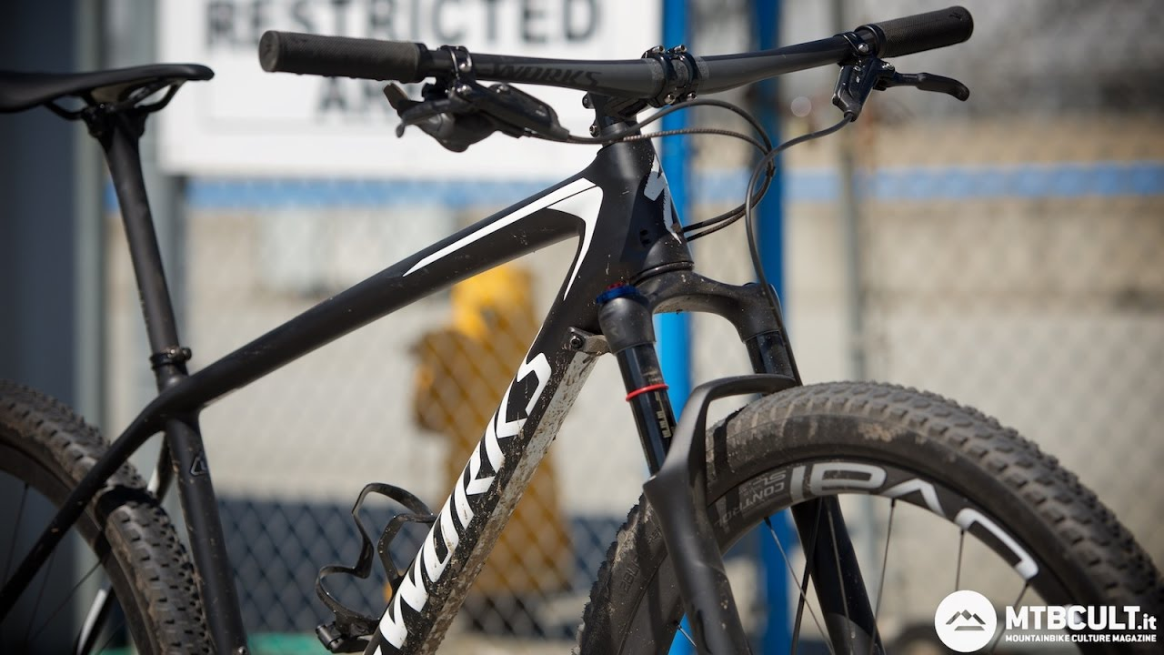 Specialized S Works Epic Ht World Cup Youtube