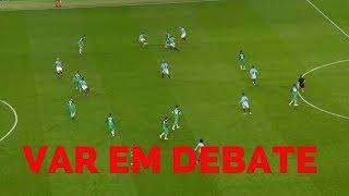 Não é preciso ser contra o VAR para debater o uso do vídeo no futebol