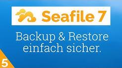 Seafile 7 - Backup & Restore (Teil 5)