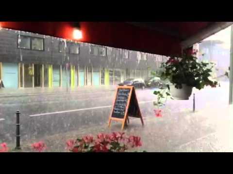 Regen-Wetter in Berlin