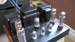 DYNACO ST 70 tube amplifier