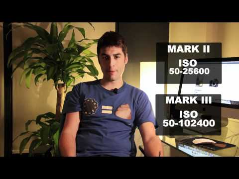 Canon EOS 5D Mark II vs. Canon EOS 5D Mark III