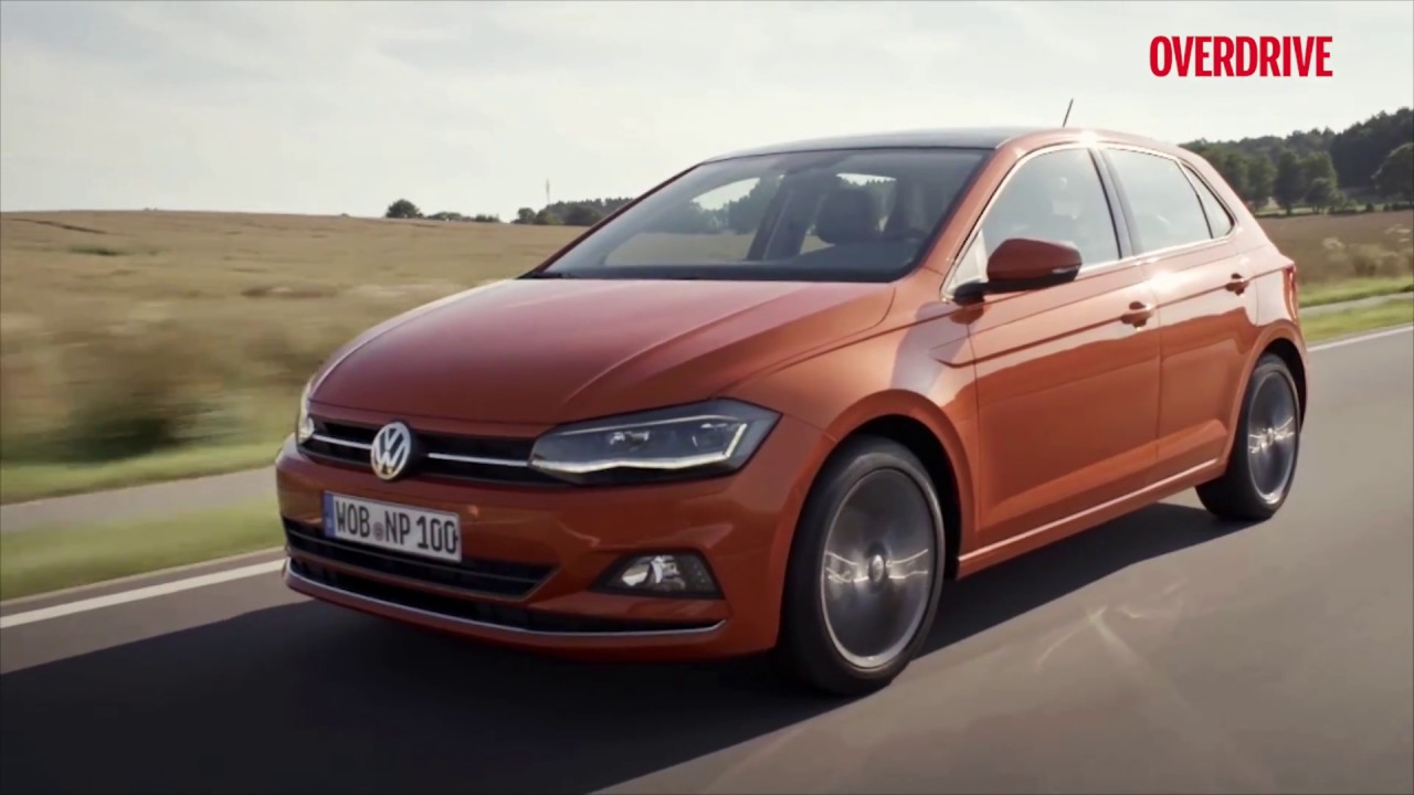 9446c74c3172c 2018 Volkswagen Polo review first drive   OVERDRIVE - YouTube