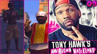 Tony Hawk American Wasteland Walkthrough Part 9 - Santa Monica