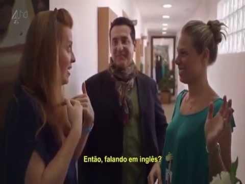 A TV Brasileira Vista Pelos Estrangeiros [Legendado] (Documentário)