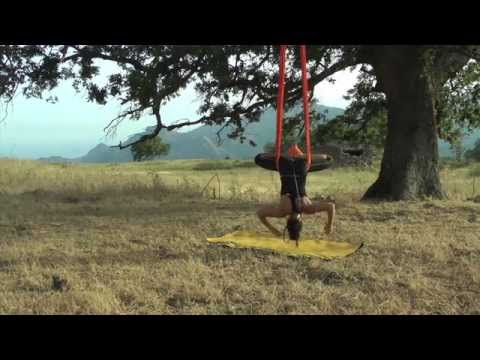 Gypsy Aerial Yoga beginner