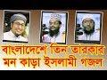 তিন তারকার ইসলামী গজল #আব্দুল্লাহআলামিন & #শুয়াইবআহমদআশ্রাফী ও  #আব্দুররহিমআলমাদানী