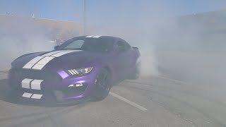 I was SHOWING OFF and BROKE my Ford Mustang Shelby GT350!