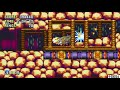 Sonic Mania - Lava Reef Zone Act 1 Special Stage Rings