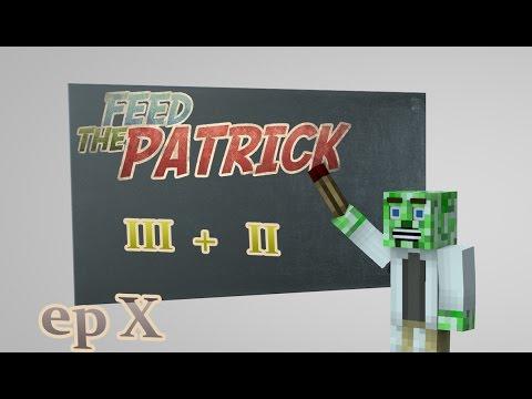 Feed The Patrick V #10 : REACTEUR BIO