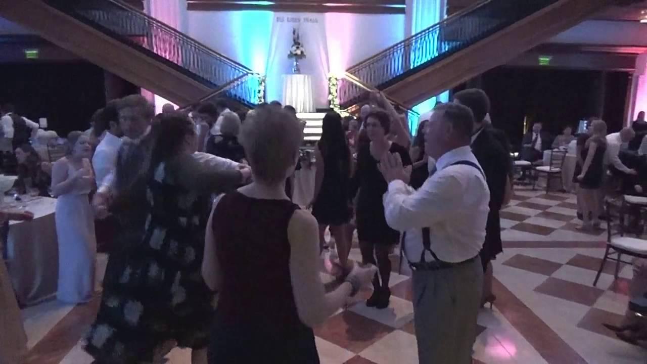 Indiana Historical society wedding October 2016 Grapevine DJs & Lighting