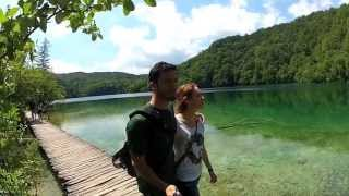A visit to  Plitvice Lakes National Park - Croatia