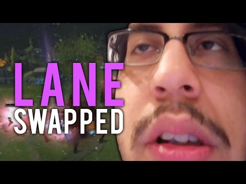 Imaqtpie - LANE SWAPPED