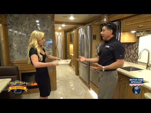 Thor Motor Coach Tuscany on Sale at World's RV Show