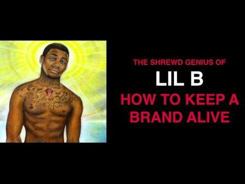 Music marketing tactics - The shrewd genius of Lil B