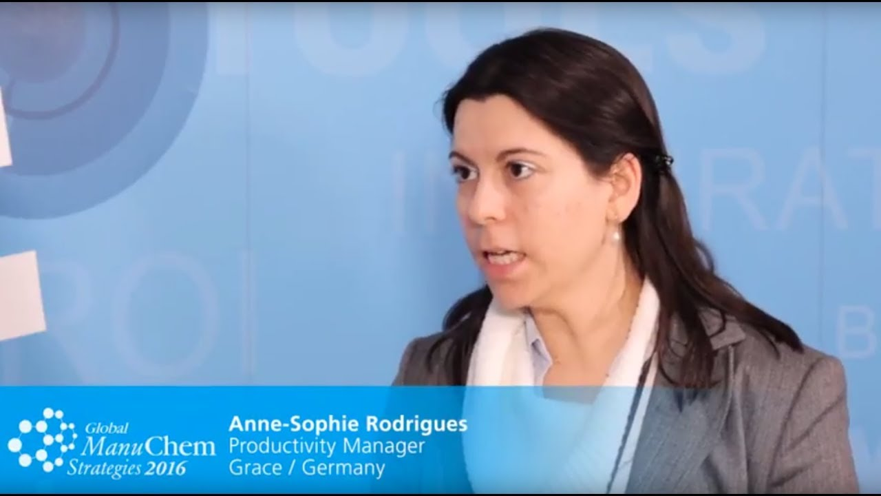 interview with anne sophie rodrigues productivity manager at grace gmbh co kg youtube. Black Bedroom Furniture Sets. Home Design Ideas