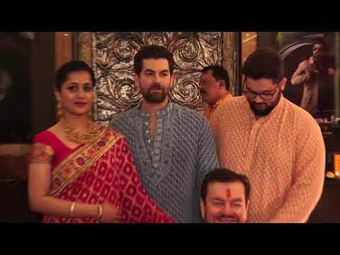 Actor Neil Nitin Mukesh celebrating Ganesh Chaturthi Mp3