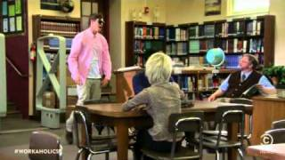 Workaholics Dang! What's up with all these books!.avi