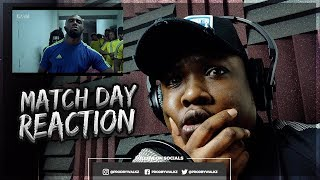 RV x Headie One - Match Day [Music Video] | GRM Daily (REACTION)