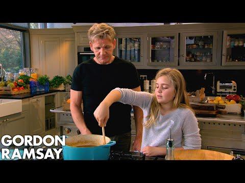 Family Recipes With Gordon Ramsay
