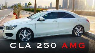 Обзор Mercedes-Benz CLA 250 AMG Sport 4Matic ;ag] Stories
