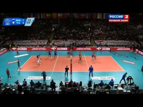 Волейбол ЧЕ Мужчины Россия Италия Финал 29 09 2013 + награждение