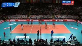 волейбол че мужчины россия италия финал 29 09 2013 награждение
