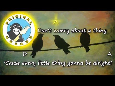 Bob Marley - Three Little Birds - Chords & Lyrics