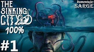 Zagrajmy w The Sinking City PL odc. 1 - Szaleństwo w zatopionym miasteczku