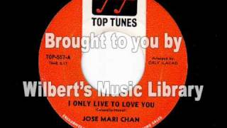 I ONLY LIVE TO LOVE YOU - Jose Mari Chan