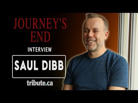 Saul Dibb - Journey's End Interview