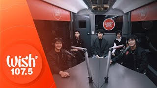 BGYO performs The Light LIVE on Wish 107.5 Bus