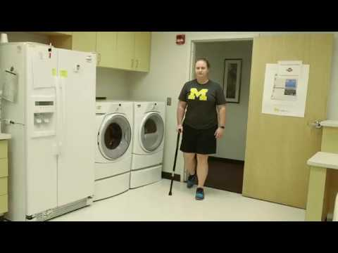 Walking After Hip Replacement