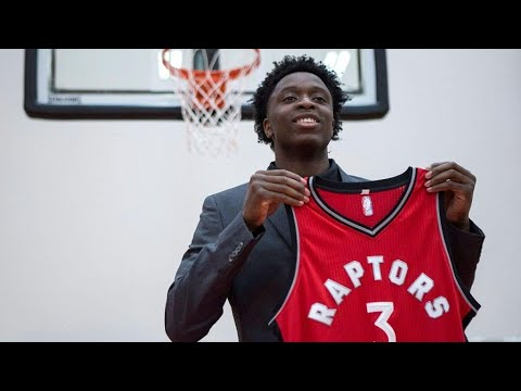 Ujiri excited for development of draft steal OG Anunoby