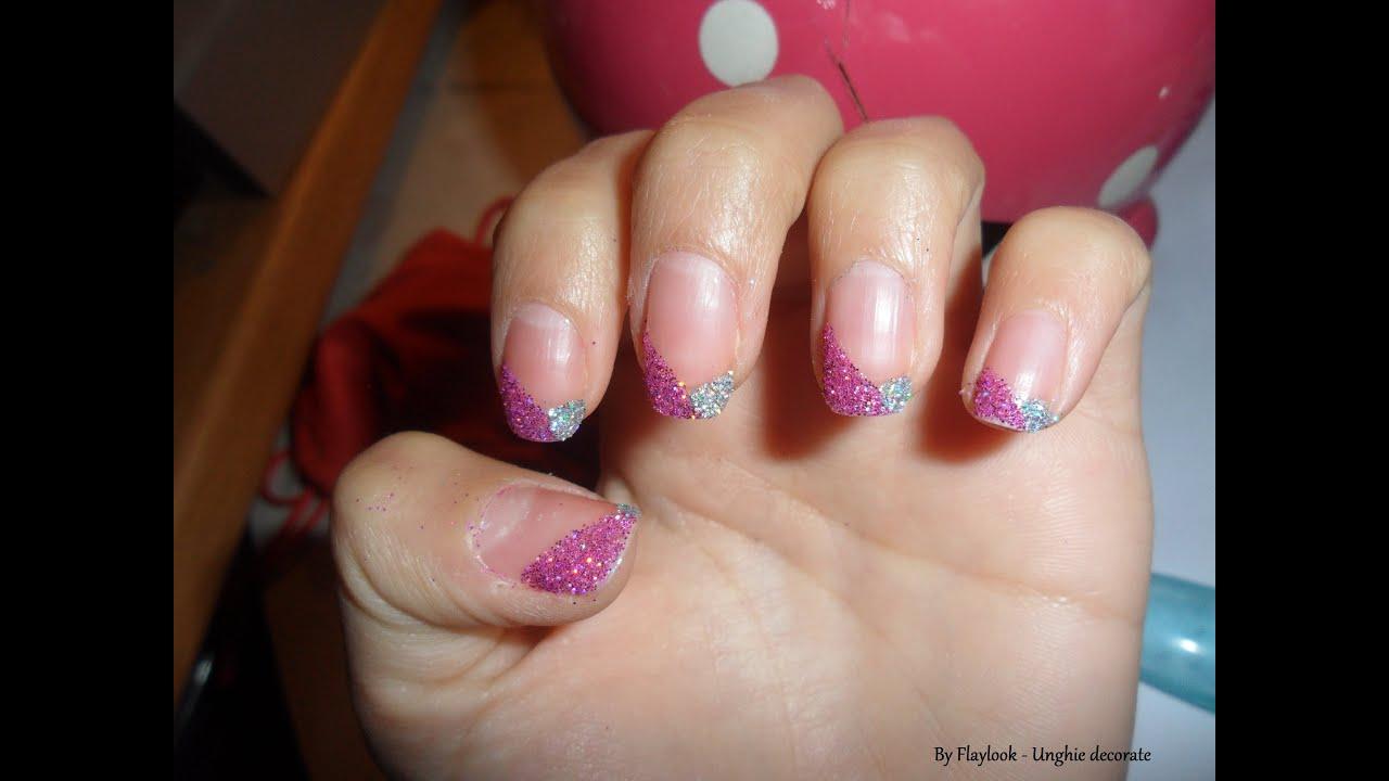 unghie gel facili da fare