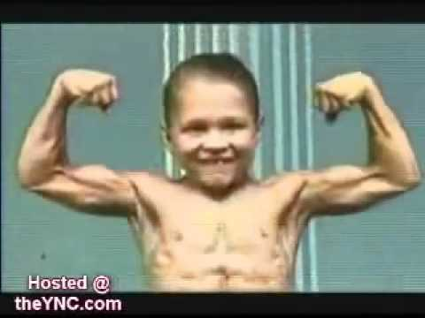 6year old with 8pack instead six pack abs youtube