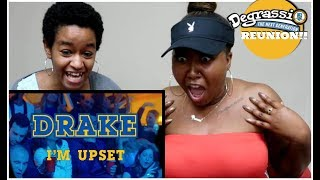 Drake - I'm Upset (Official Music Video) | Degrassi Fans Reaction