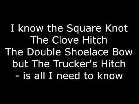 Ylvis Trucker's Hitch Lyrics