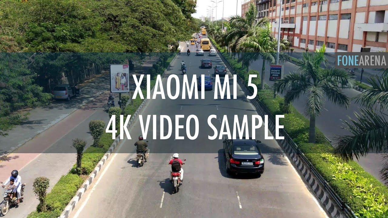xiaomi mi5 пример фото