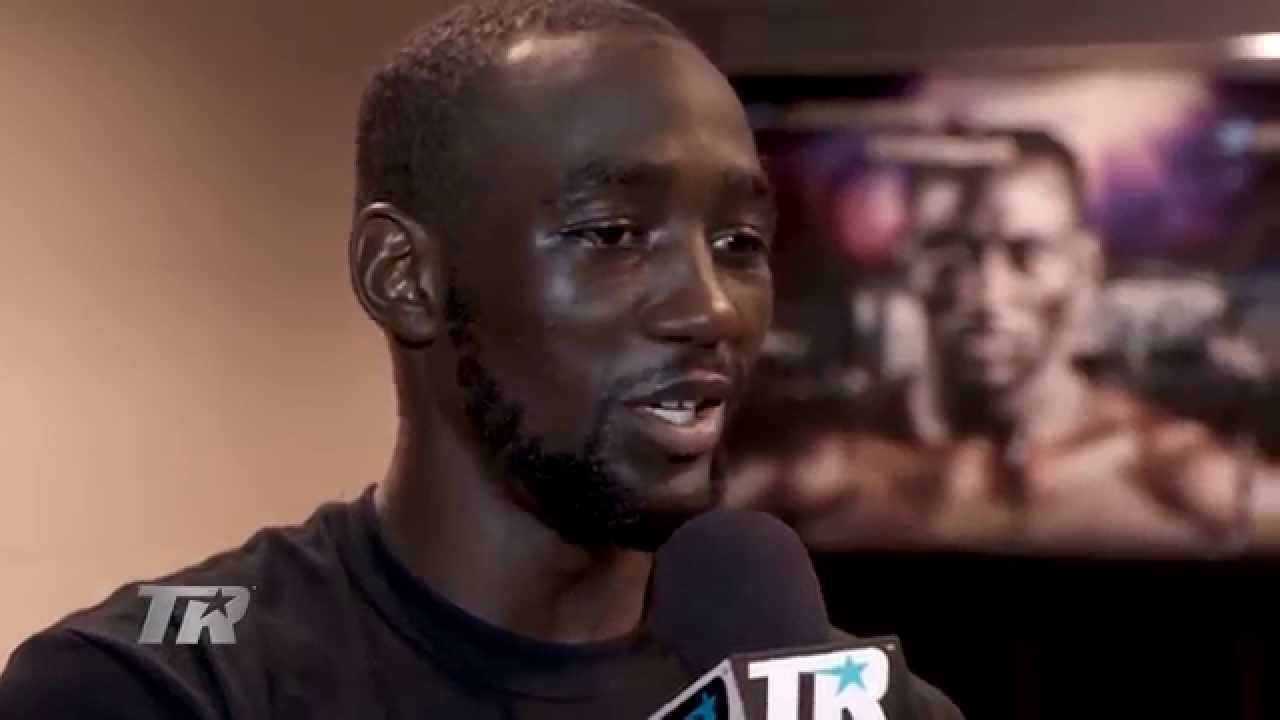 Crawford-Jean: Terence Crawford - Post Fight Interview