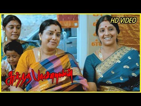 Sundarapandian | Thennavan Accepts Lakshmi Menon's Love | Vijay Sethupathy Decides To Kill Sasikumar
