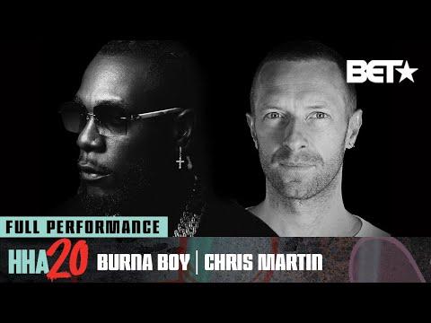 "Watch Burna Boy \u0026 Chris Martin's Powerful Performance Of ""Monsters You Made"" | Hip Hop Awards 20 indir"