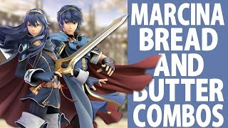 Marth and Lucina Bread and Butter combos (Beginner to Pro)