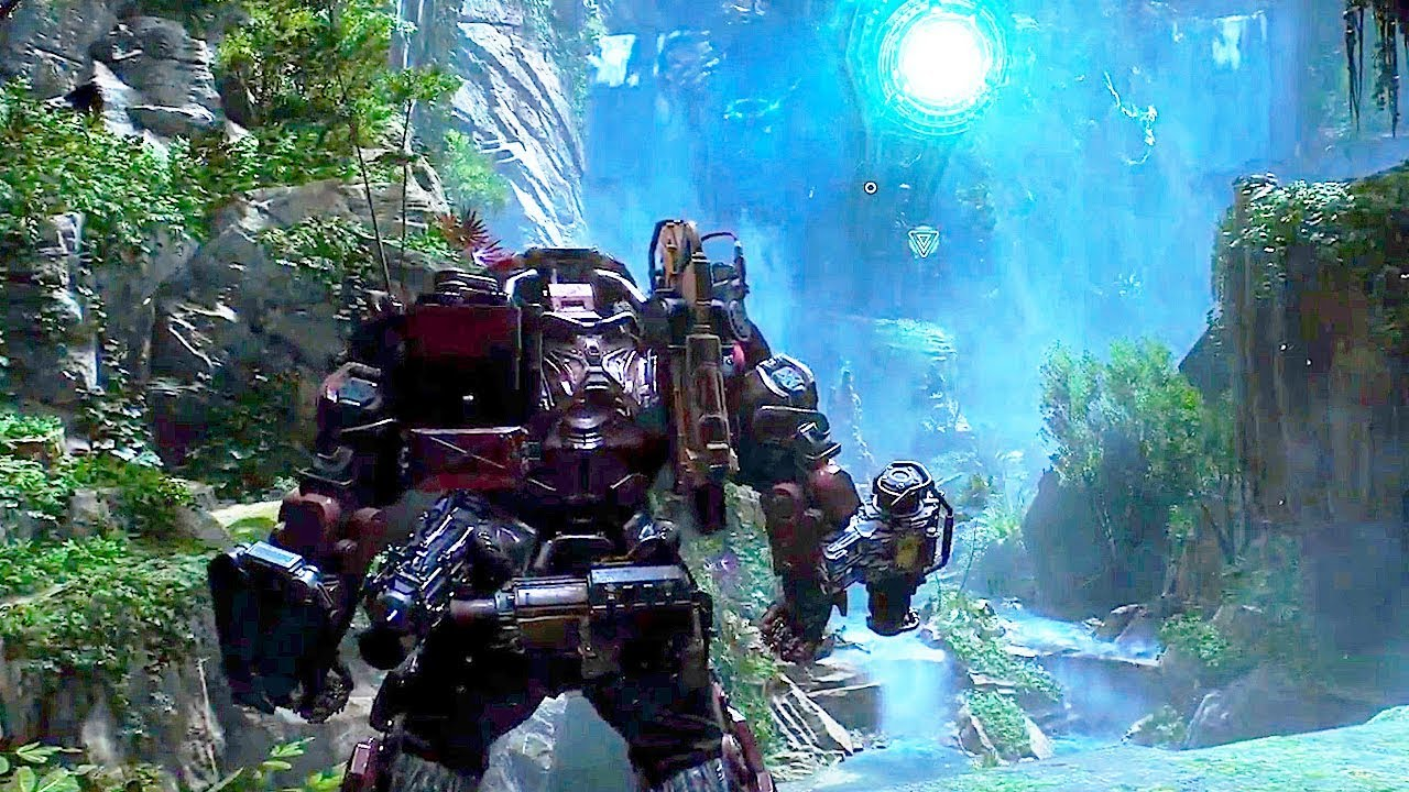 Anthem Online Multiplayer Gameplay World Premiere Review E3 2018