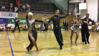 Samba, Final, Styrian Open, 31. July 2016